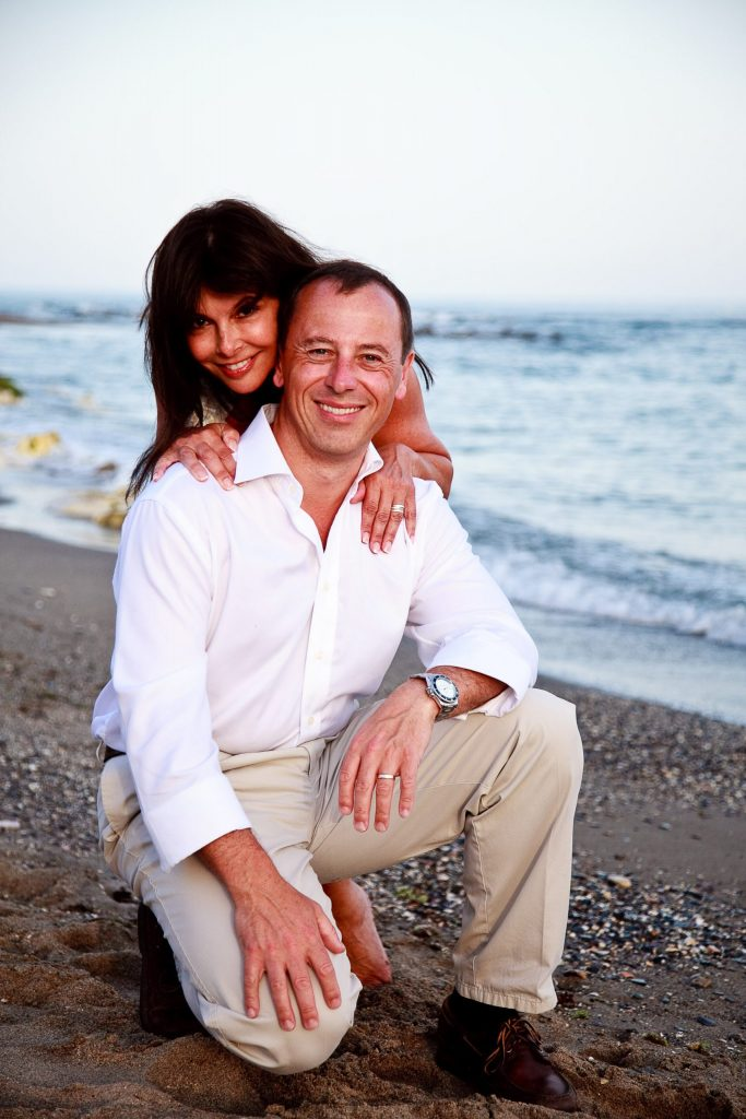 Calahonda Photographer, Marbella - Beach Couple