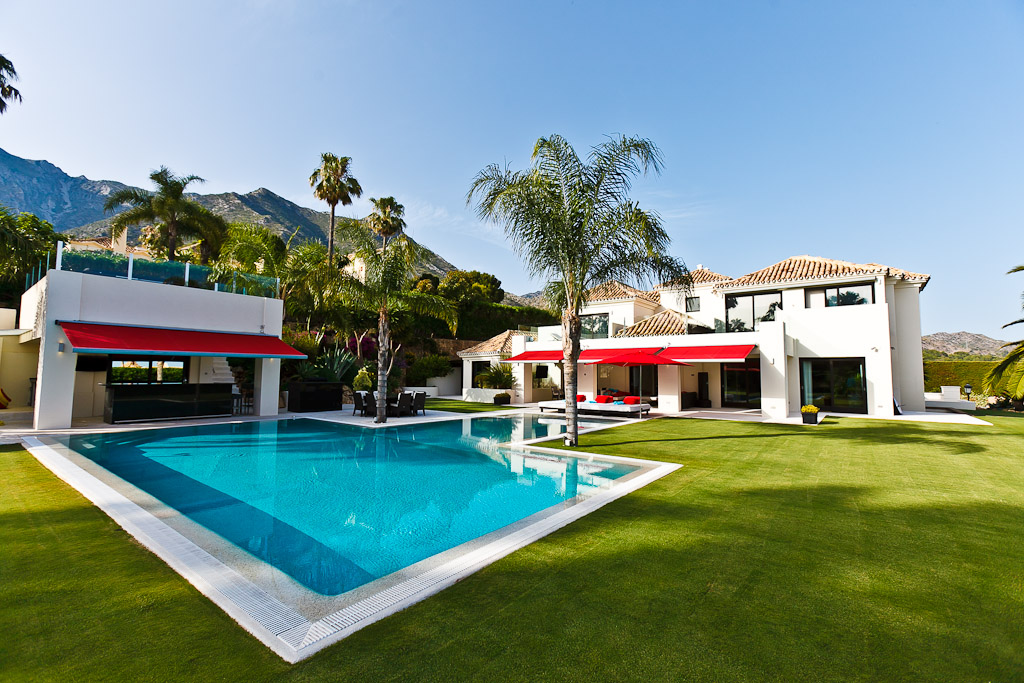 Real Estate Photography Marbella Spain