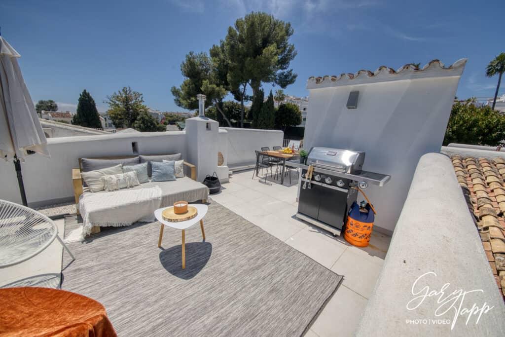 External Real Estate Photographer in Marbella, Spain