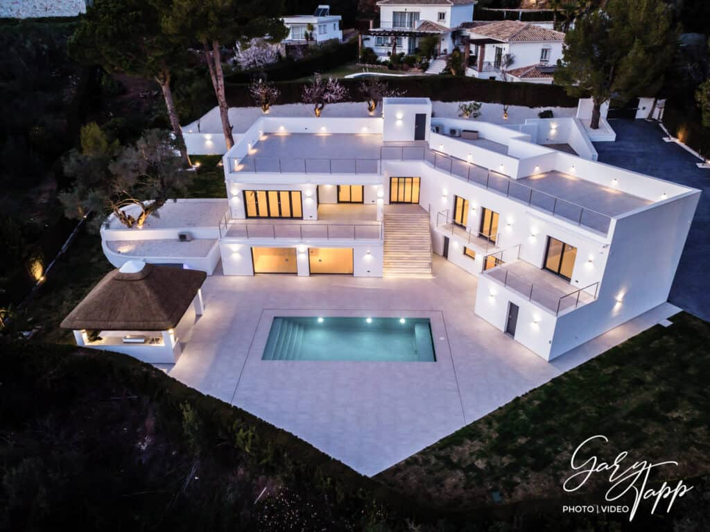 Aerial Drone Real Estate Photographer in Malaga